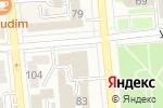 Схема проезда до компании Kazgor в Алматы
