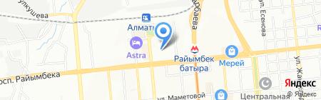ЧППИ Казахстан на карте Алматы