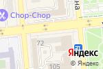Схема проезда до компании СпасиBeaucoup в Алматы