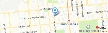 Hurrem на карте Алматы