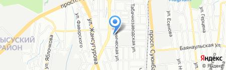 Intellect Solutions на карте Алматы