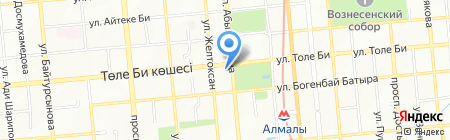 Emporio kids на карте Алматы