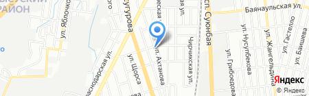 ARTCARD на карте Алматы