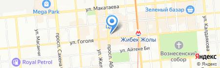 Renzoni на карте Алматы