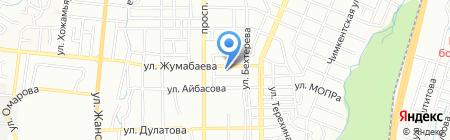 Camelot International на карте Алматы
