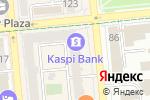 Схема проезда до компании Coob.kz в Алматы