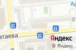 Схема проезда до компании Мобила Buy Connection в Алматы