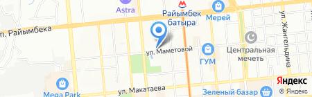A.R.C. LogisticS на карте Алматы