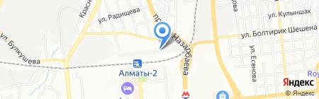 Besis на карте Алматы