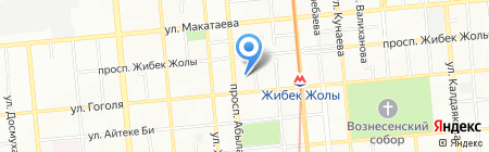 IT Systems Inc на карте Алматы