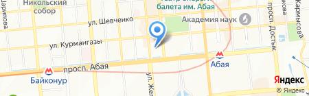 Car Credit Ломбард ТОО на карте Алматы