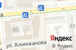 Схема проезда до компании Батыр LTD, ТОО в Алматы
