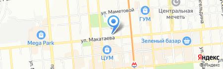 Bingo Boom на карте Алматы
