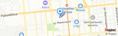 OKO Studio на карте Алматы