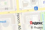Схема проезда до компании Attimo в Алматы