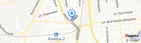 Морделикатес на карте Алматы