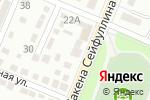 Схема проезда до компании Эйфория в Алматы