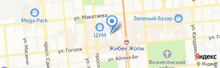 Massari на карте Алматы