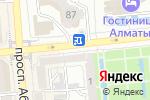 Схема проезда до компании Салым Ломбард, ТОО в Алматы