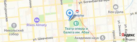 Lilu Collection на карте Алматы