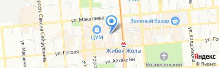 Caffe Kangnam на карте Алматы