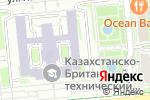 Схема проезда до компании OLDSQU в Алматы