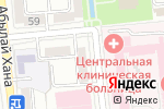 Схема проезда до компании Дент-Комфорт в Алматы