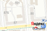 Схема проезда до компании Орлеу Chemical Company в Алматы
