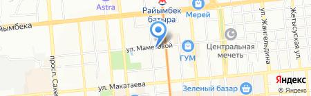 Ассоциация предпринимателей системы здравоохранения на карте Алматы