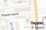 Схема проезда до компании Роза ветров, ТОО в Алматы