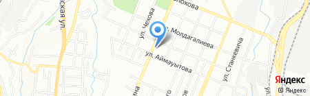 Stronix на карте Алматы