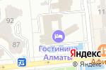 Схема проезда до компании Алматы в Алматы