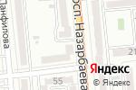 Схема проезда до компании Искусство продаж в Алматы