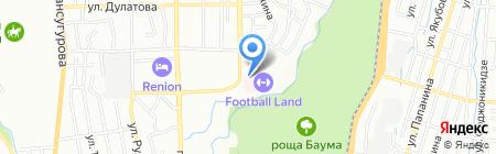 МЕЙИРИМ на карте Алматы
