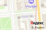 Схема проезда до компании АЛМАЛЫ, ТОО в Алматы