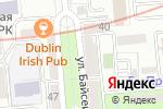 Схема проезда до компании Hasley в Алматы