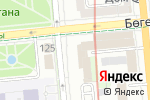 Схема проезда до компании Творим вместе в Алматы