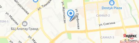 Numetech Coating Asia на карте Алматы