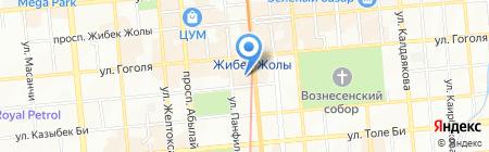 Turandot на карте Алматы