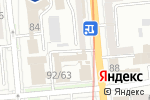 Схема проезда до компании Voyage в Алматы