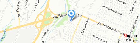 Ритуал-Элит на карте Алматы