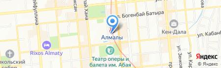 DragonHawk Tattoo на карте Алматы