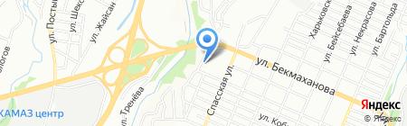 Дом школьников №7 на карте Алматы