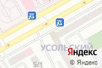 Схема проезда до компании Арбат в Павлодаре