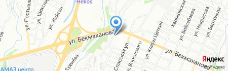 Versal на карте Алматы