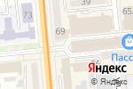 Схема проезда до компании TIAMO в Алматы