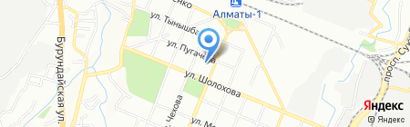 Ассорти на карте Алматы