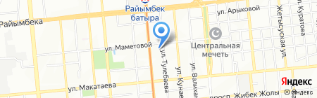 MegaDiscount на карте Алматы