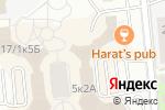 Схема проезда до компании Provence в Алматы