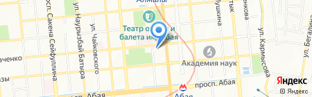 Medonica на карте Алматы